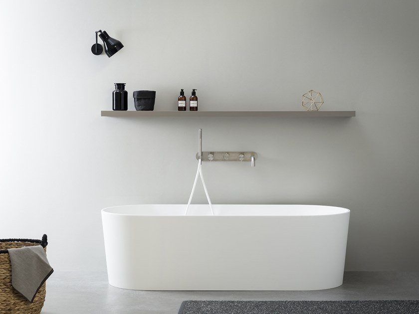 Korakril™ bathtub MY PLANET by Rexa Design