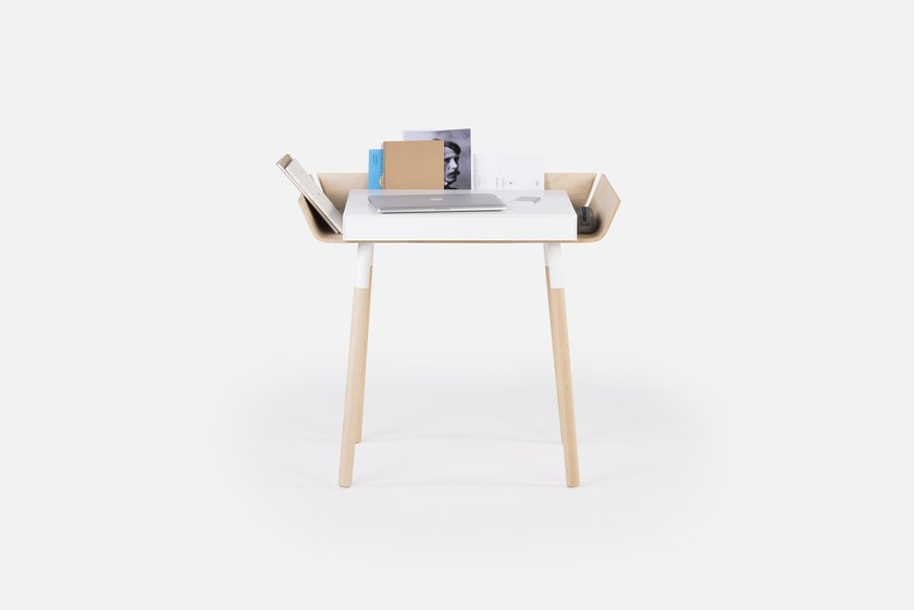 small writing table. PC Wooden Writing Desk With Drawers MY WRITING DESK SMALL By EMKO UAB Design Inesa Malafej Small Table