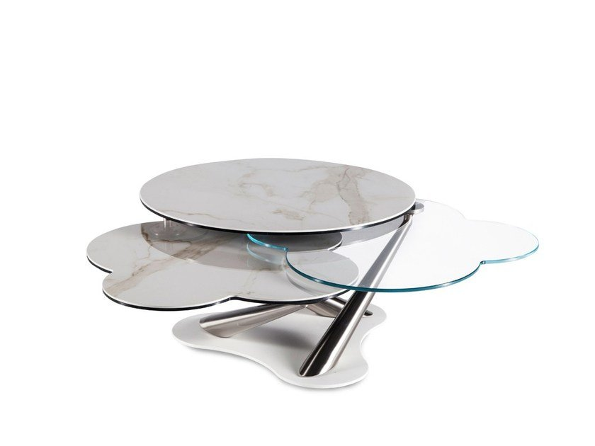 Extending Coffee Table MYFLOWER By NAOS