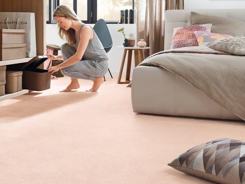 Solid-color carpeting MYRANA by Vorwerk Teppichwerke