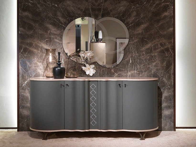 Sideboard with doors MISTRAL SYCOMORO | Sideboard by Carpanelli Contemporary