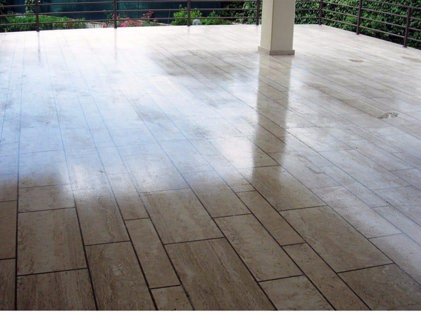 Liquid waterproofing membrane MasterSeal Balcony 1336 by Basf