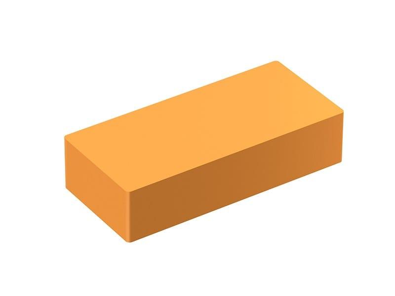 Fair faced clay brick Mattone pieno by Fornaci Laterizi Danesi
