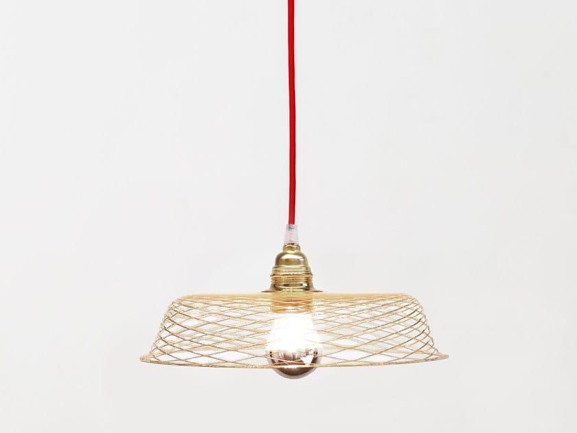Pendant lamp MELAMP AURORA 30 - PLANE by Caino Design