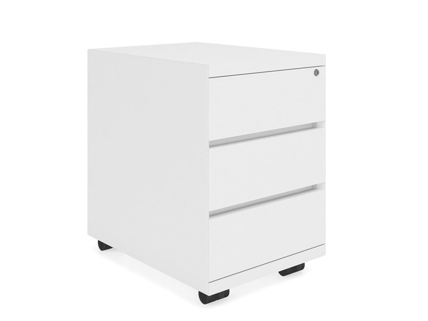 Office drawer unit with lock Metal office drawer unit by ESTEL GROUP