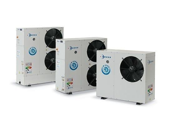 Heat pump Mini-Y - TCAEY 105÷111 by Rhoss