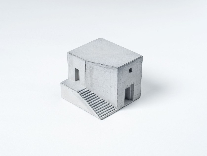 Miniature Concrete Home 3