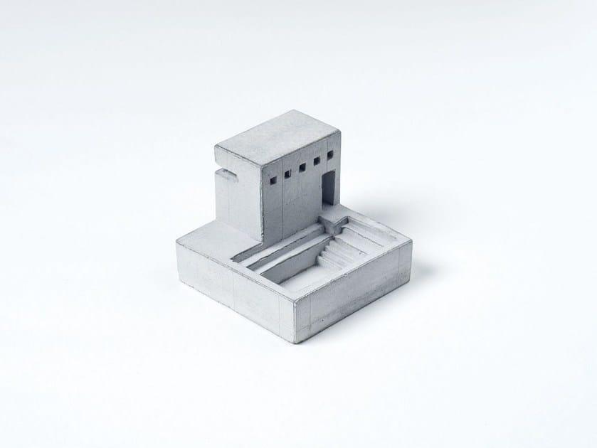 Concrete architectural model Miniature Concrete Home #5 by mim studio