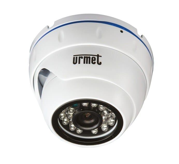 Sistema di sorveglianza e controllo Minidome AHD 1080p ottica 3,6 mm by Urmet
