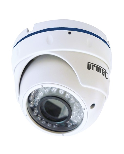Surveillance and control system Minidome AHD 1080p ottica 2.8-12mm by Urmet