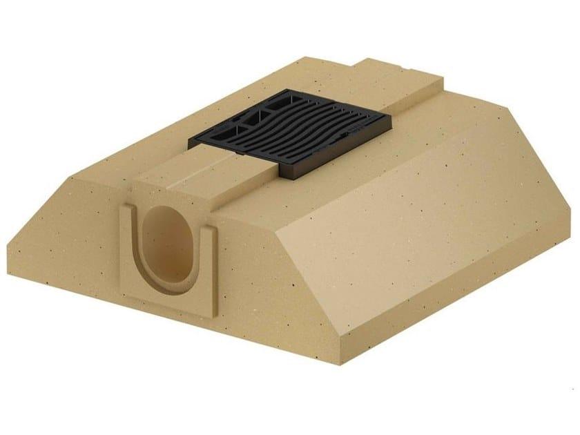 Concrete Pit for drainage system Monoblock S - Pit by ACO PASSAVANT