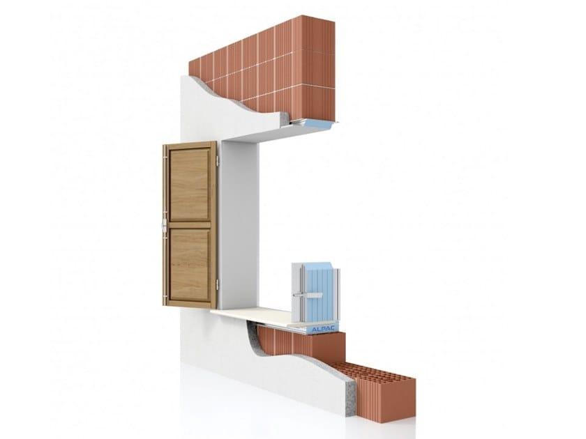 Monoblock Monoblock for panel shutters by Ital-Plastick