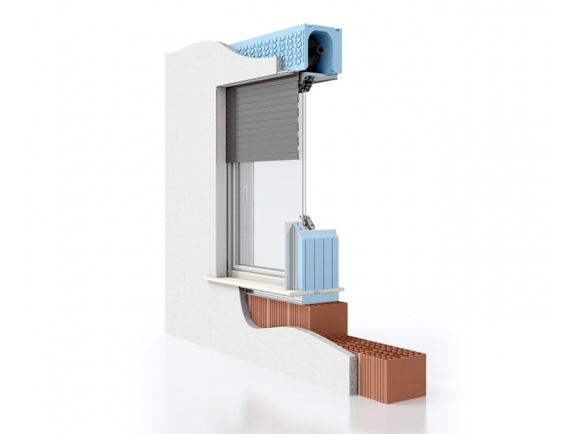 Monoblock Monoblock for roller shutters by Ital-Plastick