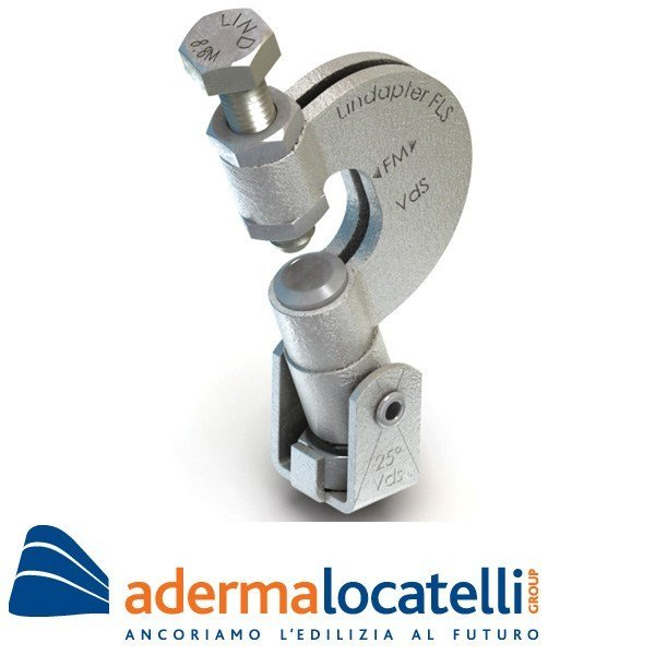 Steel Clamp Clamp FLS by AdermaLocatelli