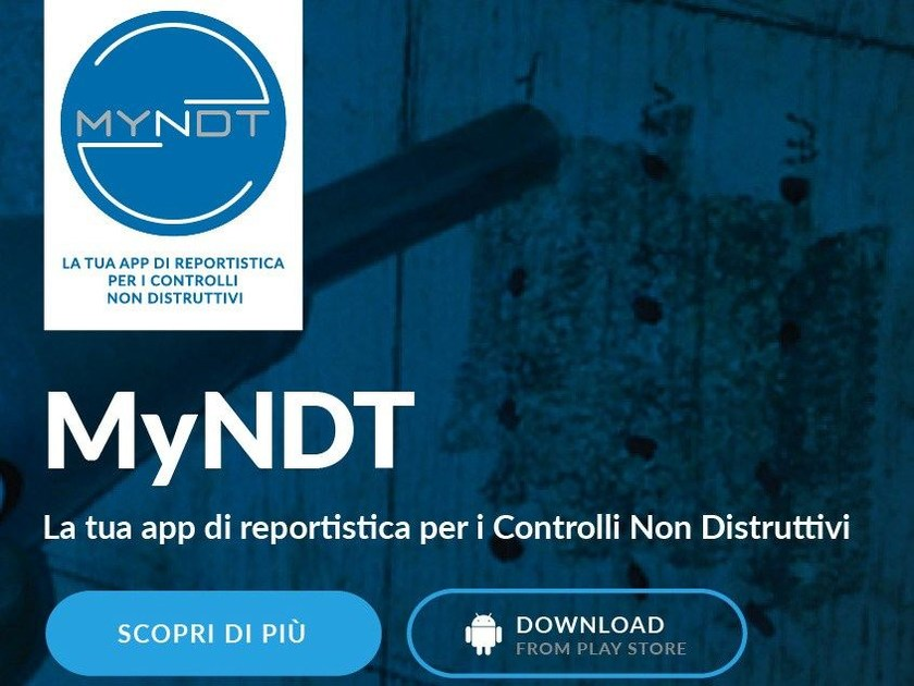 Instrumentation for load test and trial MyNDT by NOVATEST