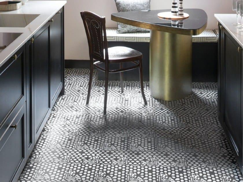 Cement wall/floor tiles N°1 | Wall/floor tiles by BEAUREGARD