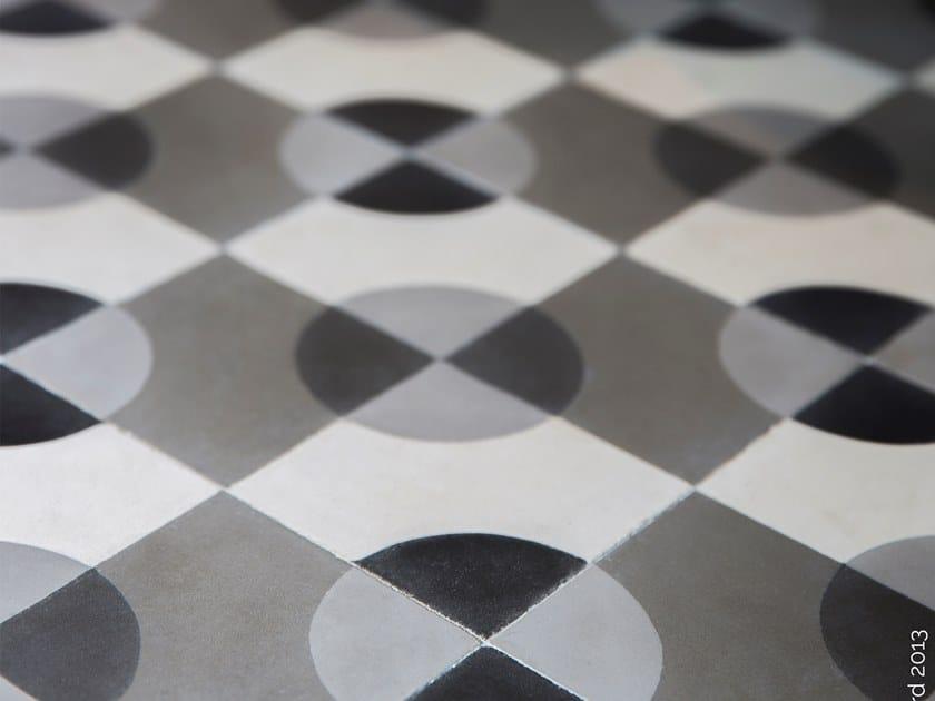 Cement wall/floor tiles N°3 | Wall/floor tiles by BEAUREGARD
