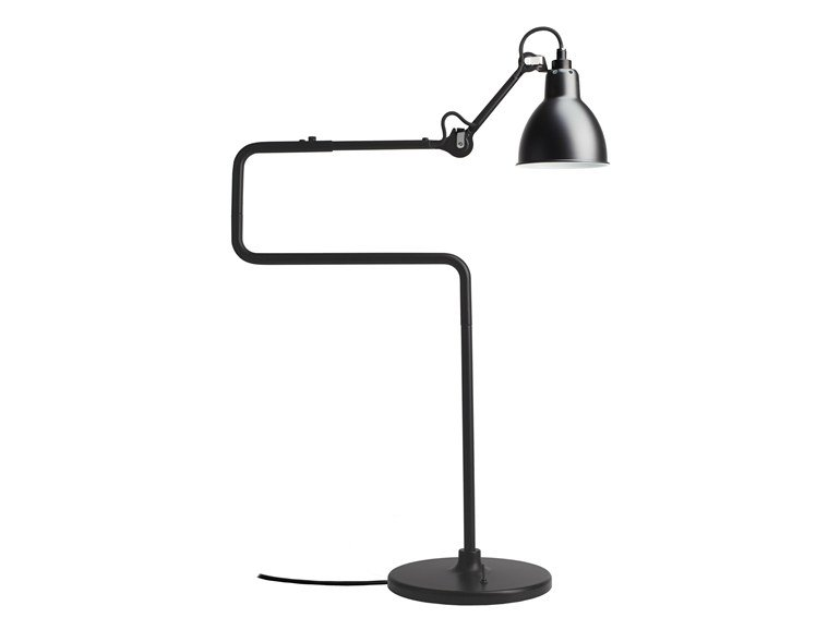 Adjustable with swing arm table lamp N° 317 | Table lamp by DCW éditions