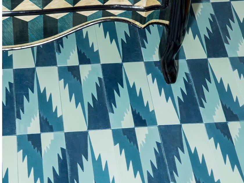 Cement wall/floor tiles N°4 | Wall/floor tiles by BEAUREGARD