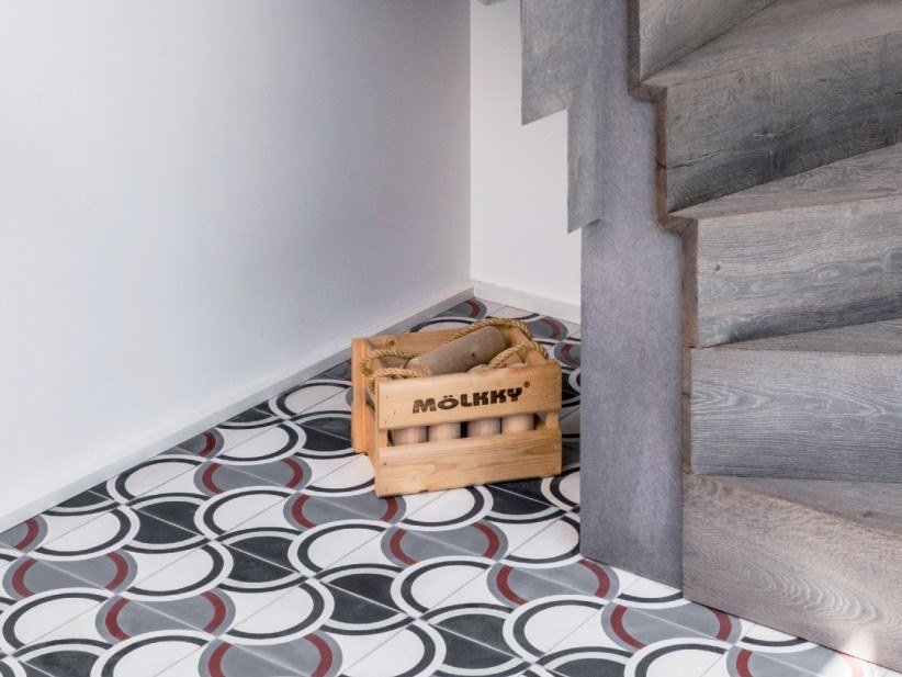 Cement wall/floor tiles N°6 | Wall/floor tiles by BEAUREGARD