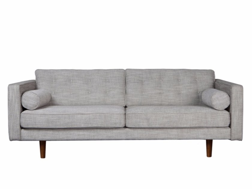 3 seater fabric sofa N101 | 3 seater sofa by Ethnicraft