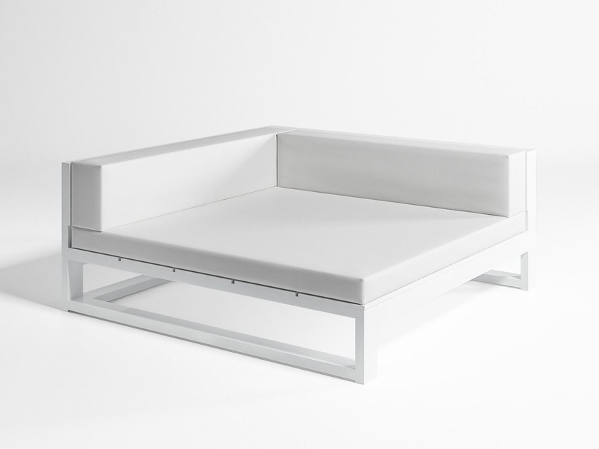 Sled base corner sofa NA XEMENA XL 1   Sofa by GANDIA BLASCO