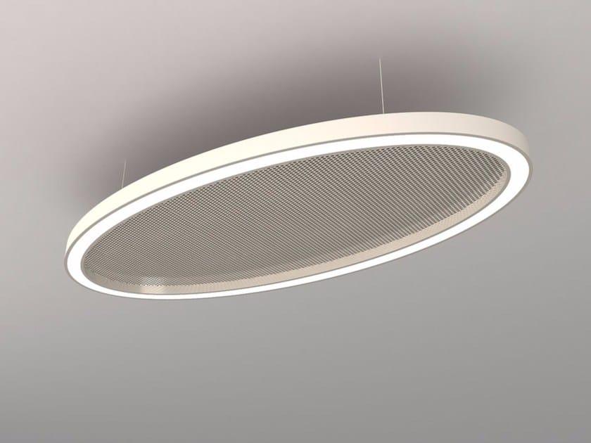 LED pendant lamp NAA O6012-O9018-O1224 FA by Neonny