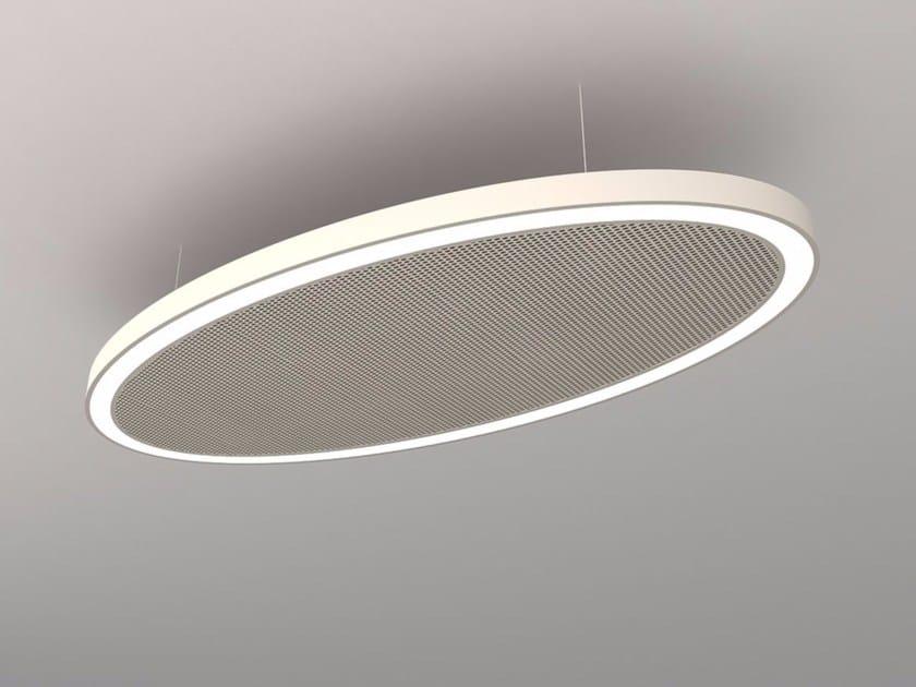 Lampada a sospensione a LED NAA O6012-O9018-O1224 FB by Neonny