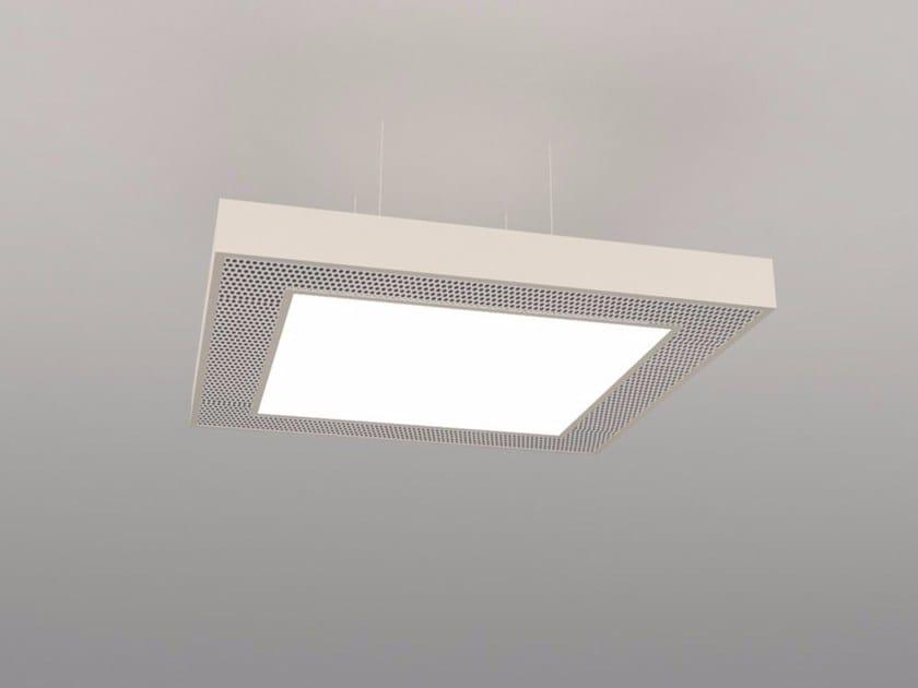 LED pendant lamp NAA S600-900-1200 SB by Neonny