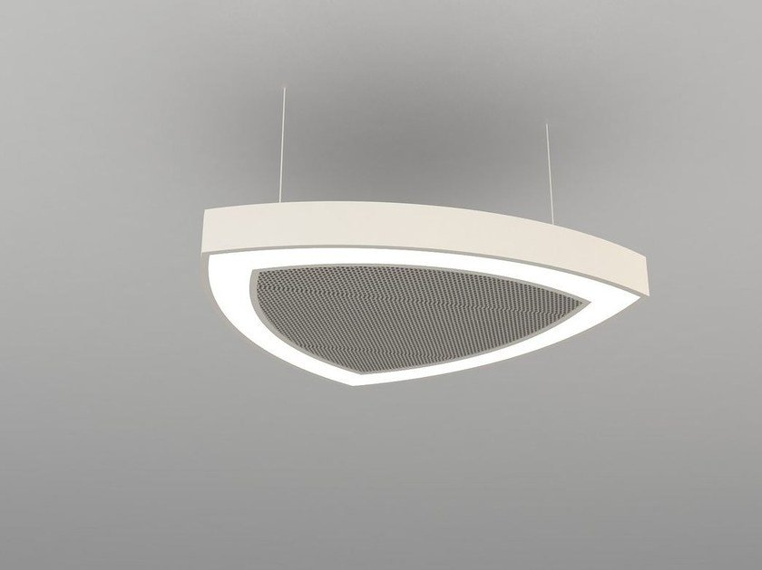 Lampada a sospensione a LED NAA T600-900-1200 RFB by Neonny