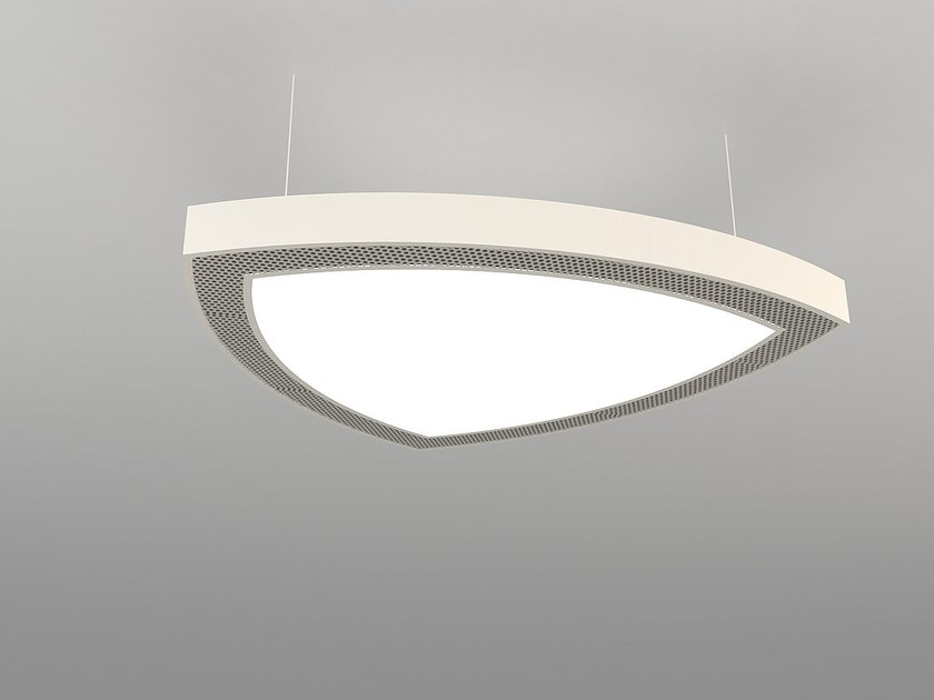 LED pendant lamp NAA T600-900-1200 RTRB by Neonny