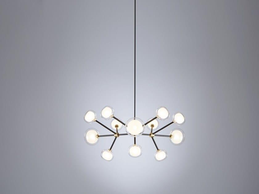 Lampade A Sospensione Design : Nabila lampada a sospensione collezione nabila by tooy design