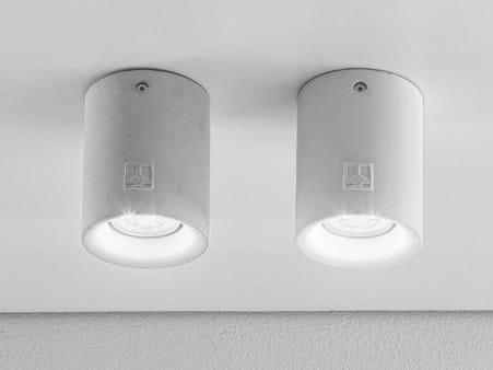 Ceiling lamp NADIR 10 by Aldo Bernardi