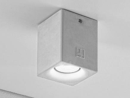 Ceiling lamp NADIR 3/C by Aldo Bernardi