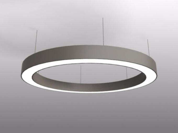LED pendant lamp NAF D2500 by Neonny