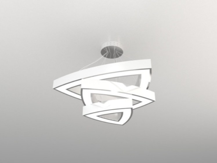 Pendant lamp NAF T600R-T900R-T1200R by Neonny