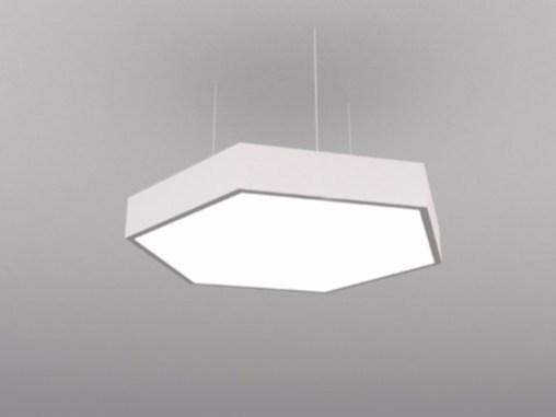 LED pendant lamp NAH 600-900-1200 by Neonny