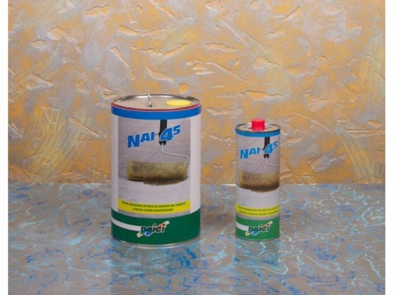Primer / Base coat and impregnating compound for paint NAI 45 by NAICI ITALIA