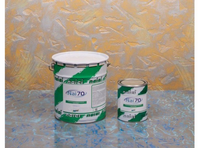 Primer / Base coat and impregnating compound for paint and varnish NAI 70 by NAICI ITALIA
