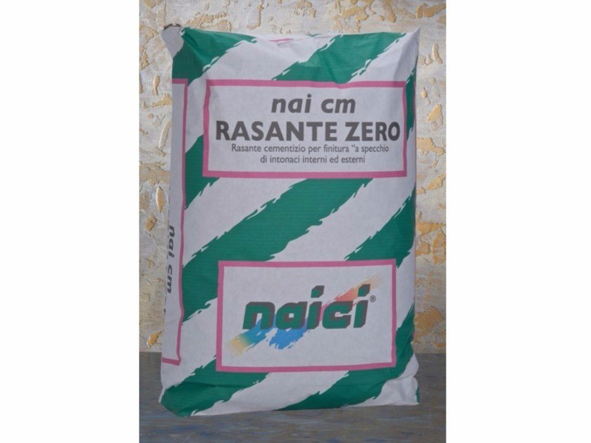 Smoothing compound NAI CM RASANTE ZERO by NAICI ITALIA