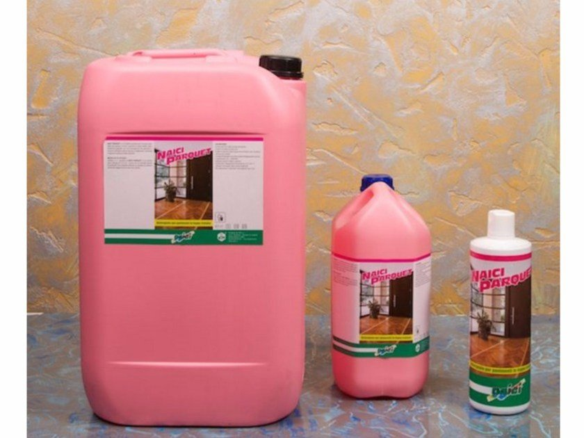 Surface cleaning product NAICI PARQUET by NAICI ITALIA