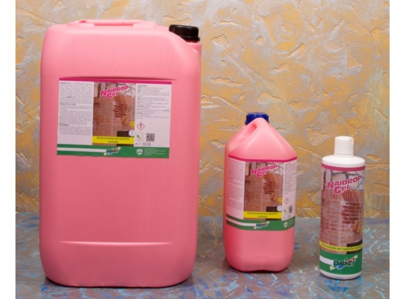 Surface cleaning product NAIDROP GEL by NAICI ITALIA