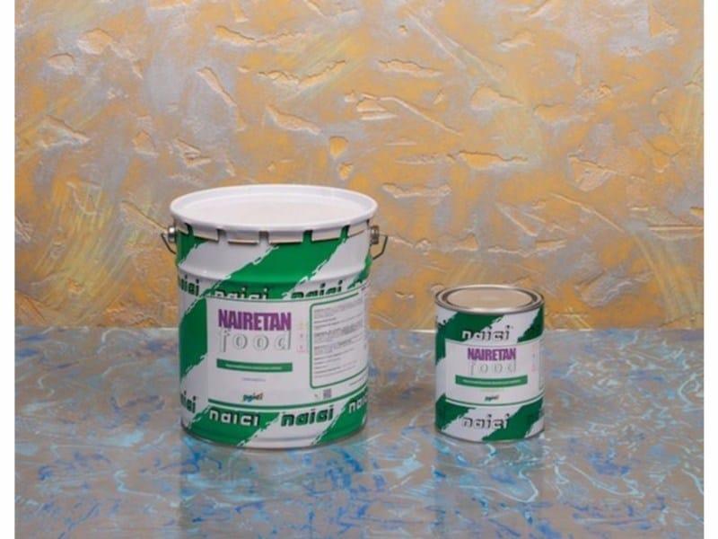 Liquid waterproofing membrane NAIRETAN FOOD by NAICI ITALIA