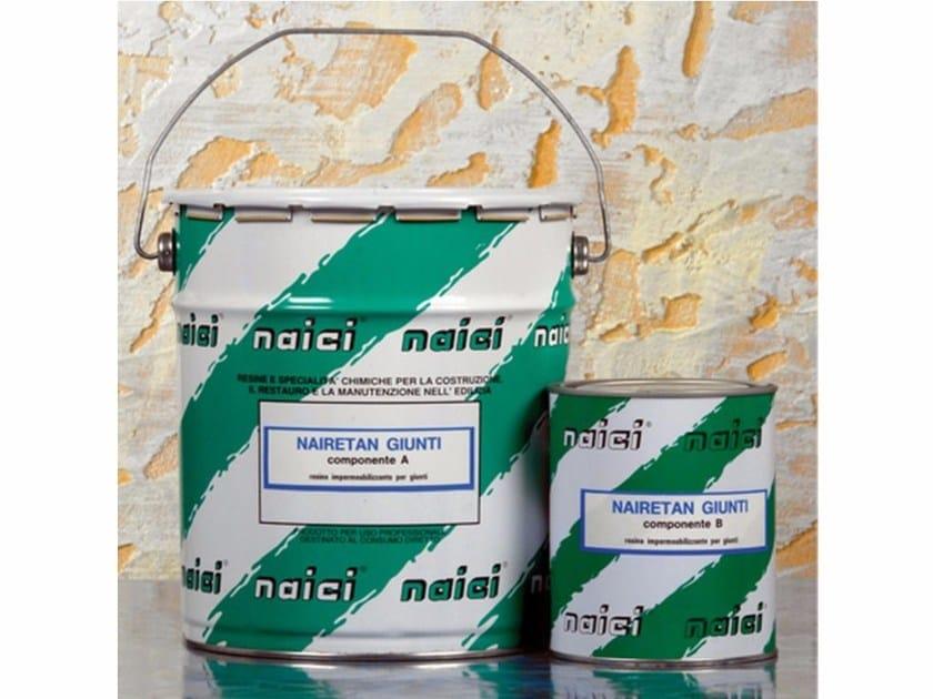 Flooring grout NAIRETAN GIUNTI by NAICI ITALIA