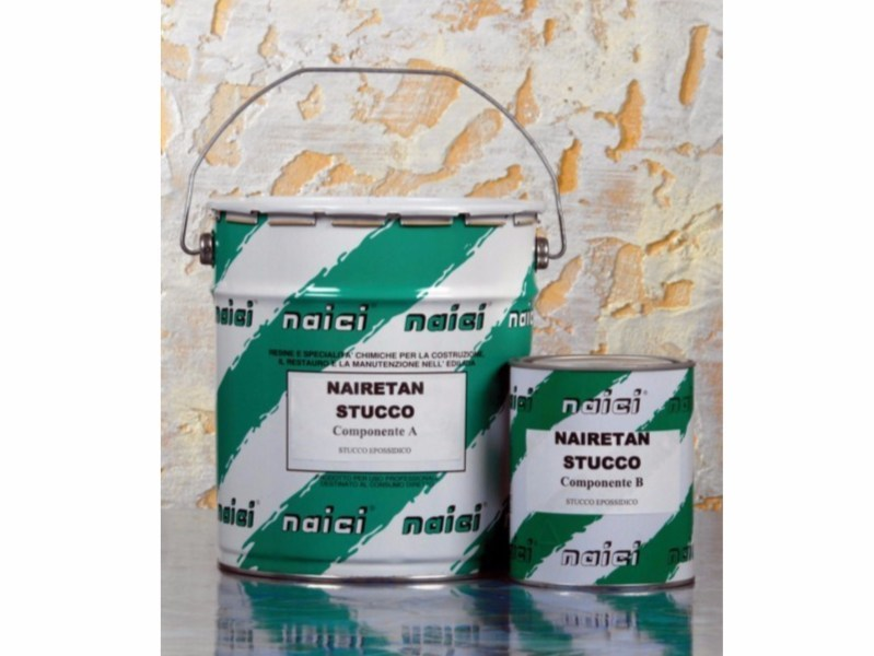 Gypsum and decorative plaster NAIRETAN STUCCO by NAICI ITALIA