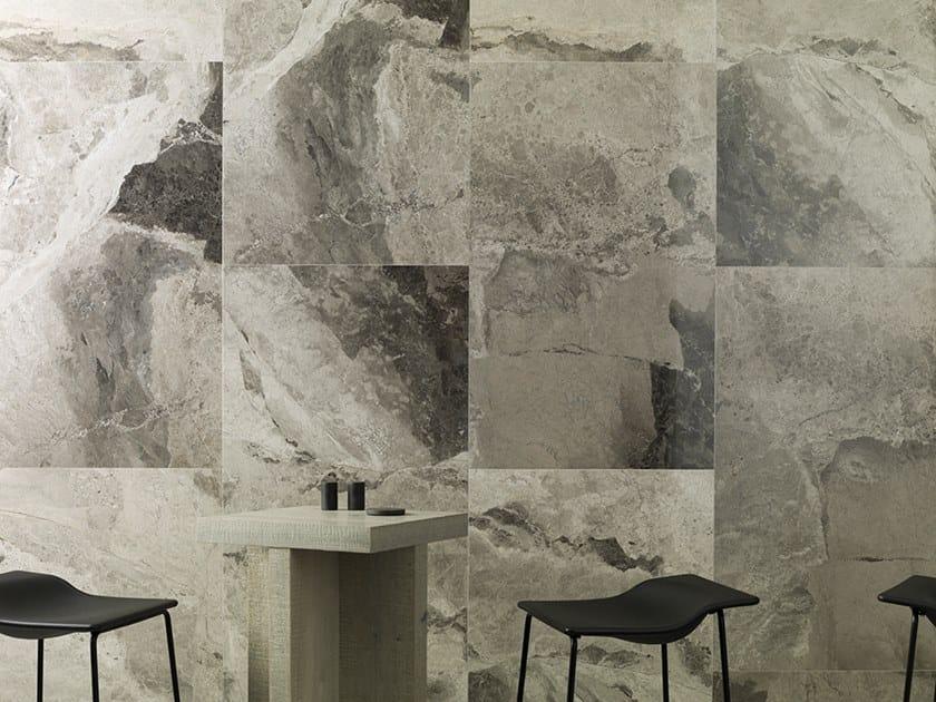 Marble wall/floor tiles NAIROBI GREY by L'ANTIC COLONIAL