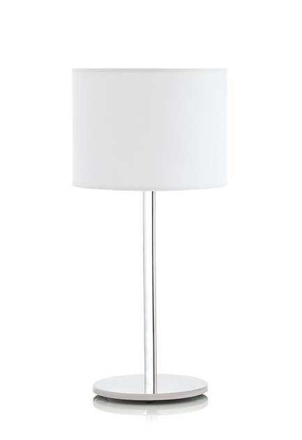 Contemporary style metal table lamp NAIVE by ENVY