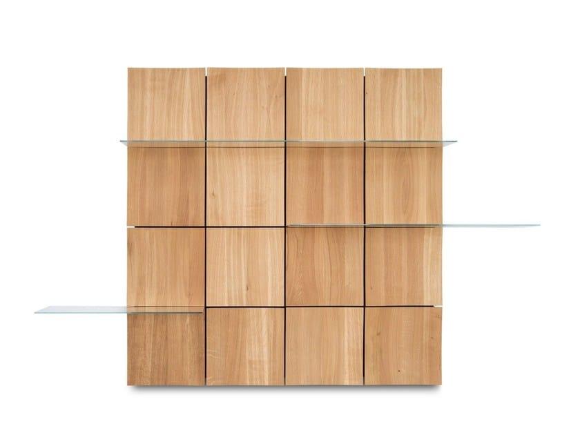 Книжный шкаф NAMI SHELF 4x4 by DEUTSU
