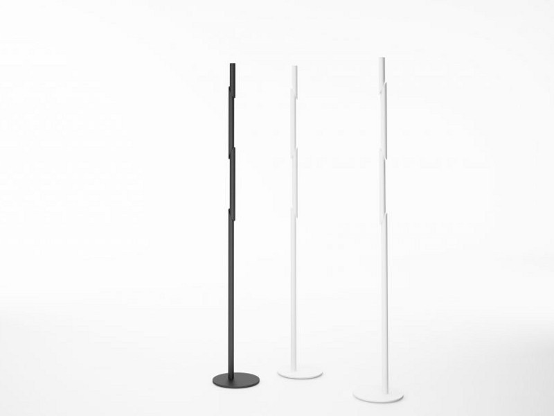 Steel coat stand NANAME by Systemtronic