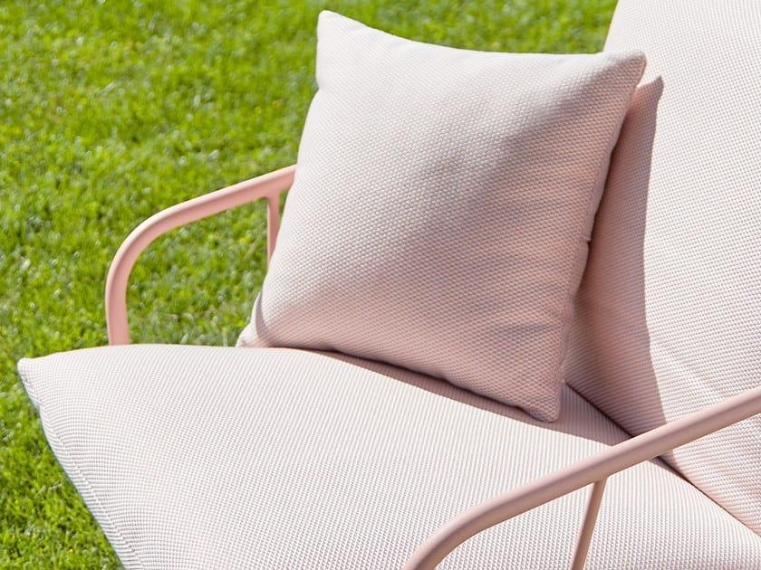 Square sofa cushion NANSA   Cushion by MUSOLA
